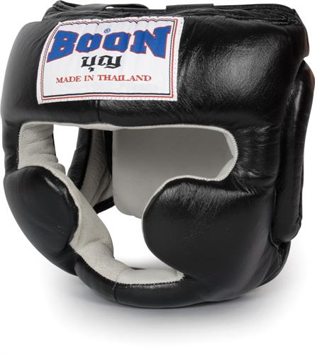 Boon Boon Sport Leather Headgear